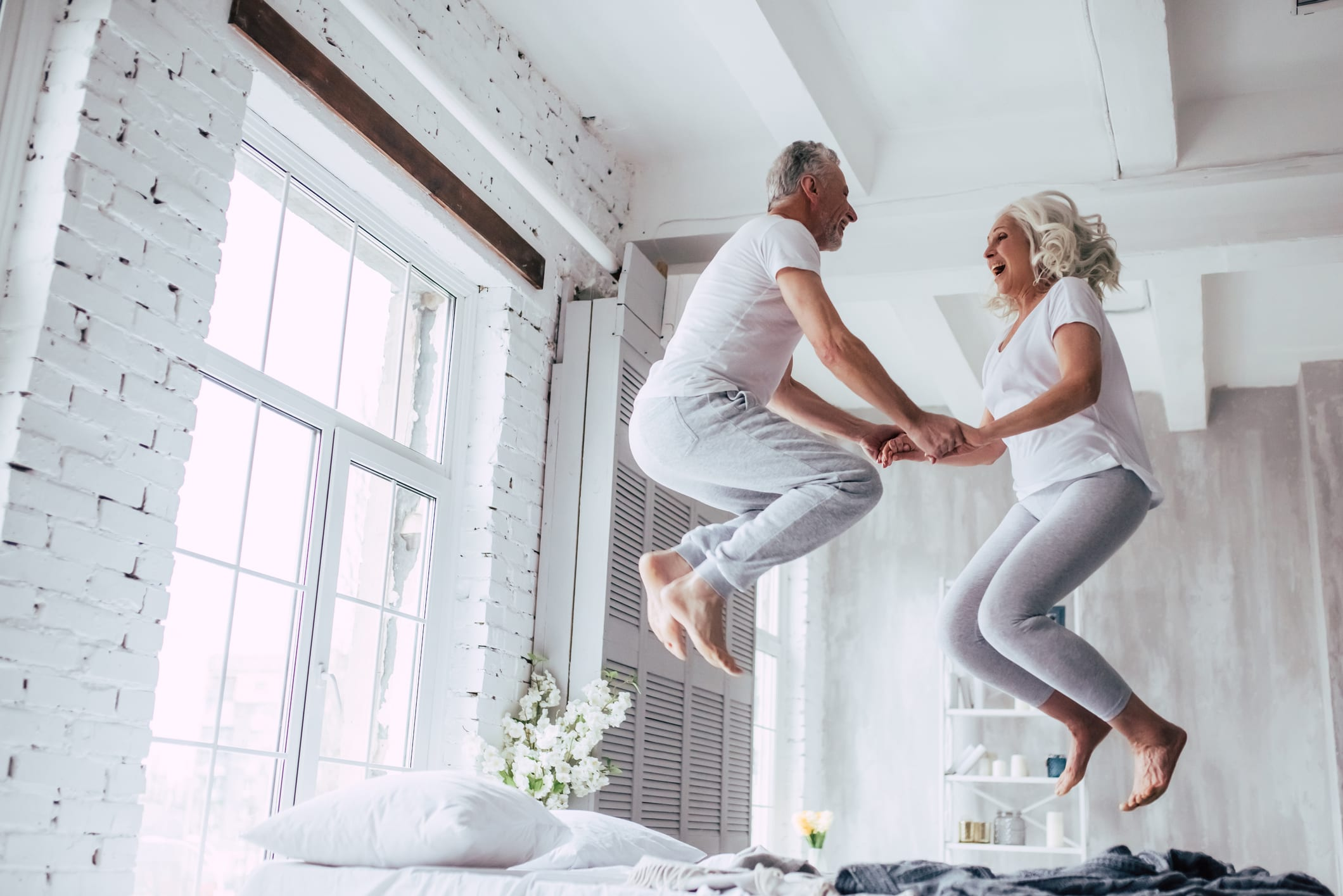 wealth management that makes you want to jump up and down on your bed